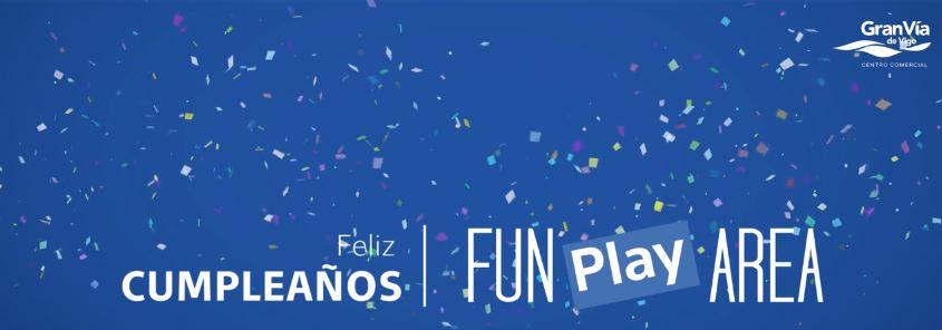 La Fun Play Area de Centro Comercial Gran Vía celebra su primer aniversario contando con más de 4.000 socios y más de 16.000 visitantes