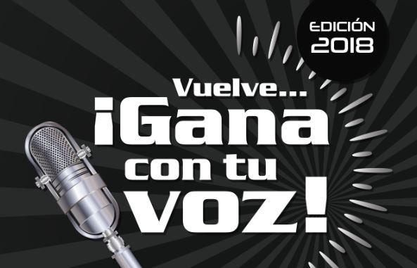 El Centro Comercial Albacenter acoge la gran final nacional de «Gana Con tu Voz 2018»
