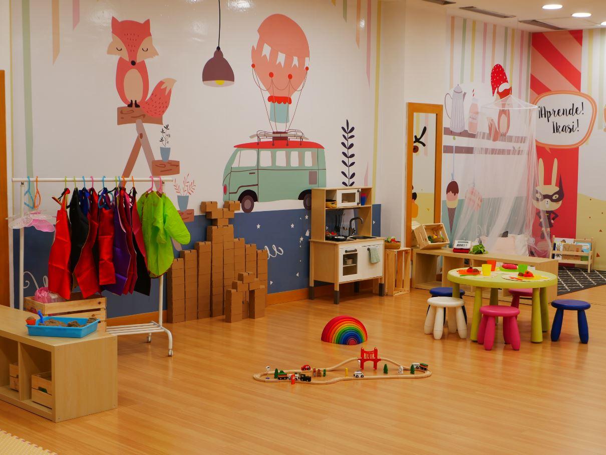 Nuevo espacio LAKUA KIDS en el Centro Comercial Lakua