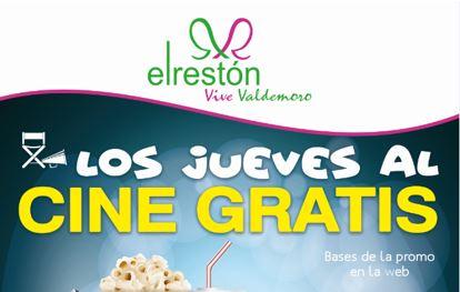 Los jueves al cine gratis en El Restón