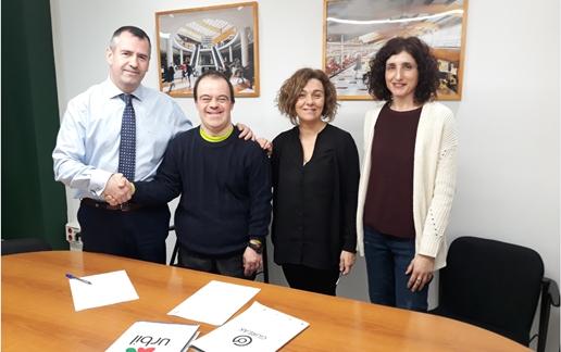 El Centro Comercial Urbil con el Programa Pauso Berriak desde su creación