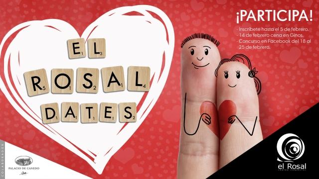 El Centro Comercial presenta El Rosal Dates