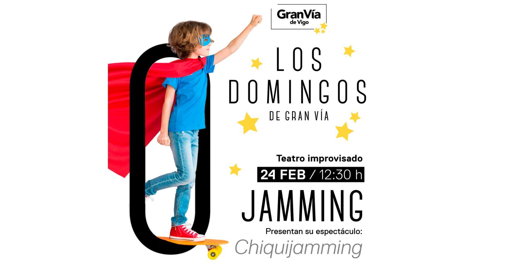 """La nueva edición de """"LOS DOMINGOS DE GRAN VÍA"""" vuelve para sorprender"""