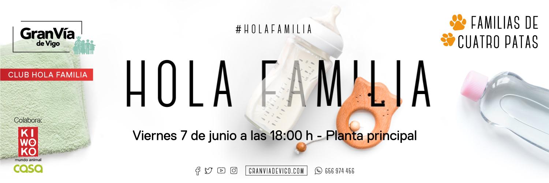 #HOLAFAMILIA Gran Vía de Vigo pone en marcha la segunda actividad del Club Hola Familia