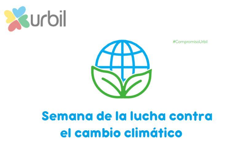 Actividades para concienciar sobre el Cambio Climático en Urbil