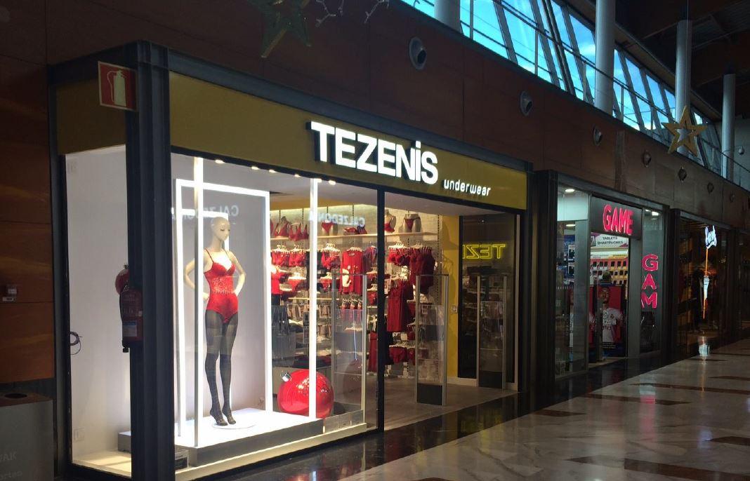 Apertura de Tezenis en Urbil