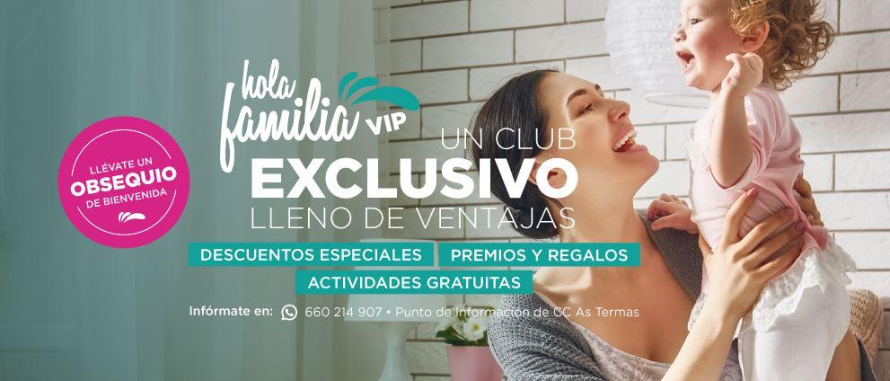 """Regresan a As Termas las actividades del club """"¡Hola Familia!"""""""
