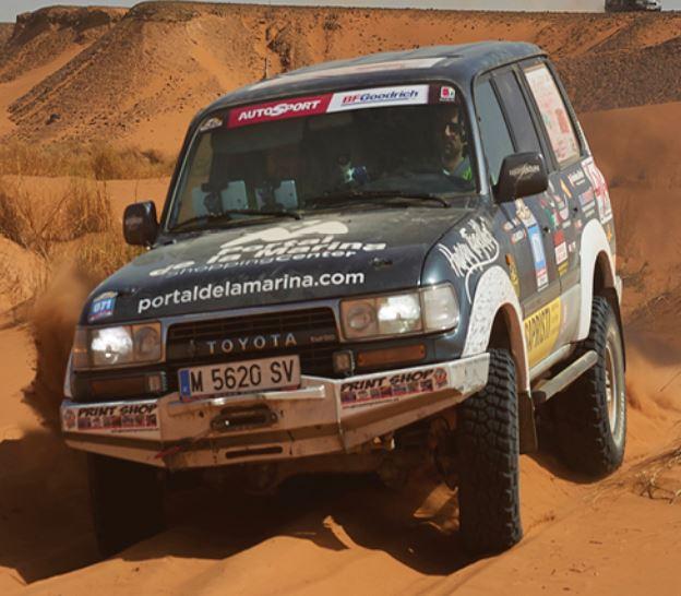 El Equipo Tronquet 71 Portal de la Marina pone en marcha un proyecto solidario de reparto de juguetes en el desierto de Marruecos