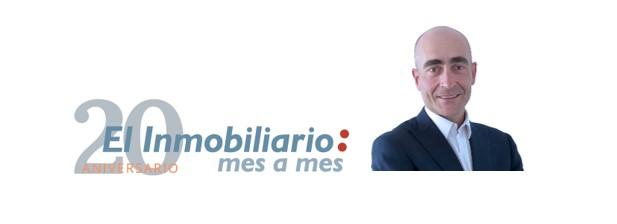 Tribuna de Luis Barajas, Director Técnico de Gentalia, en el Inmobiliario mes a mes