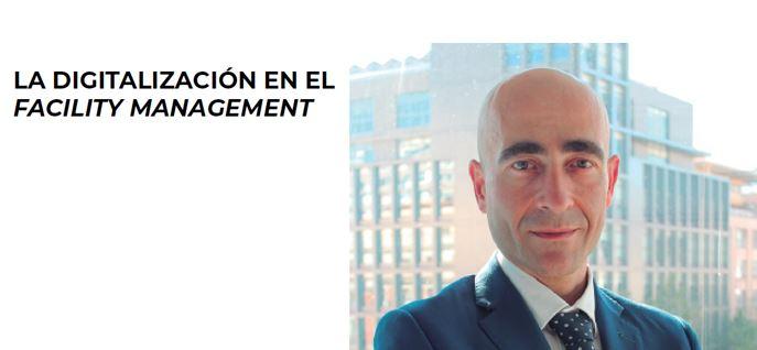 Luis Barajas en la Revista Centros Comerciales