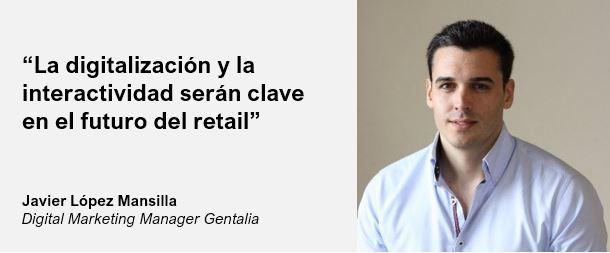 Javier López Mansilla en la Revista Hi Retail