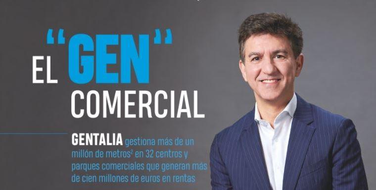 Carlos Pestaña en la revista Metros 2