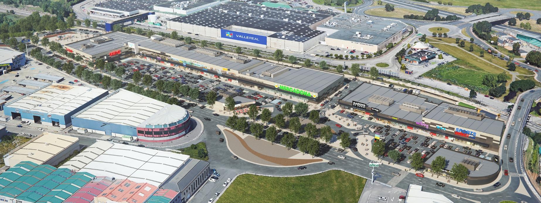 El parque comercial Bahía Real alcanza el 100% de ocupación